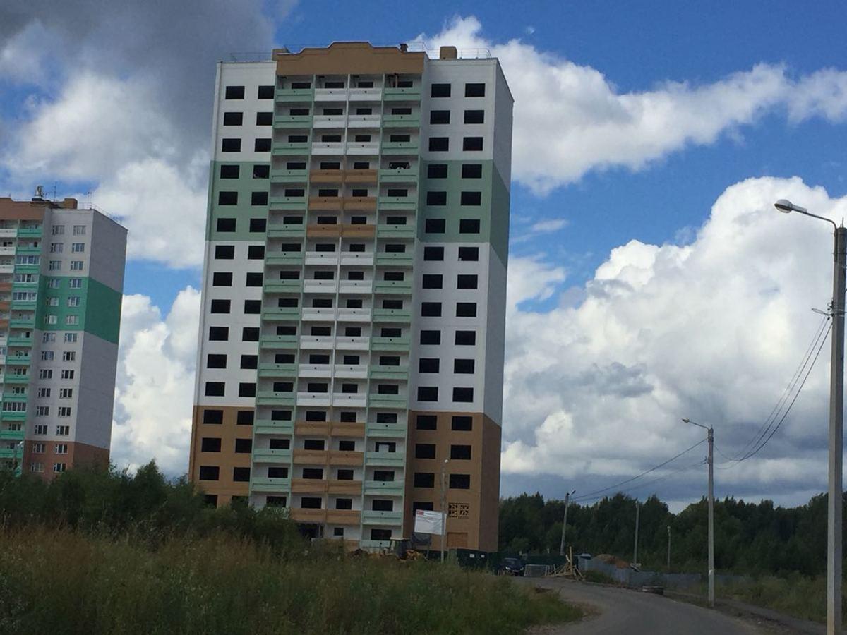 Все проблемные дома СУ-155 в Ярославле будут сданы до конца года