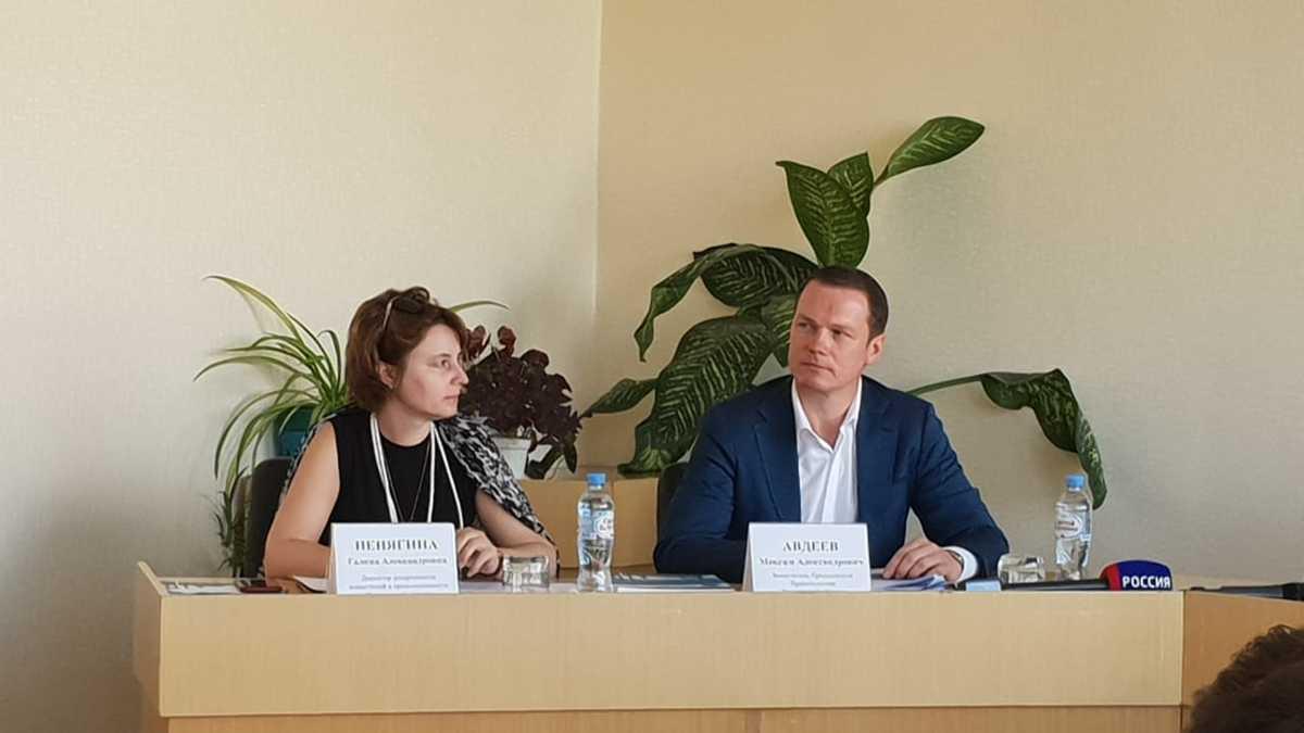 Ярославские предприятия заинтересованы в расширении сотрудничества с Крымом – Авдеев