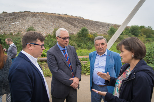 До конца года в «Скоково» планируется установить новые очистные сооружения