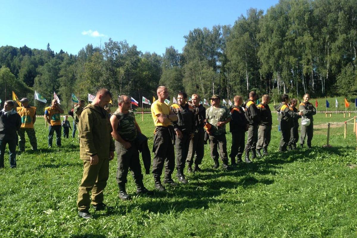 Лучшим лесным пожарным Ярославской области признан Михаил Гусев