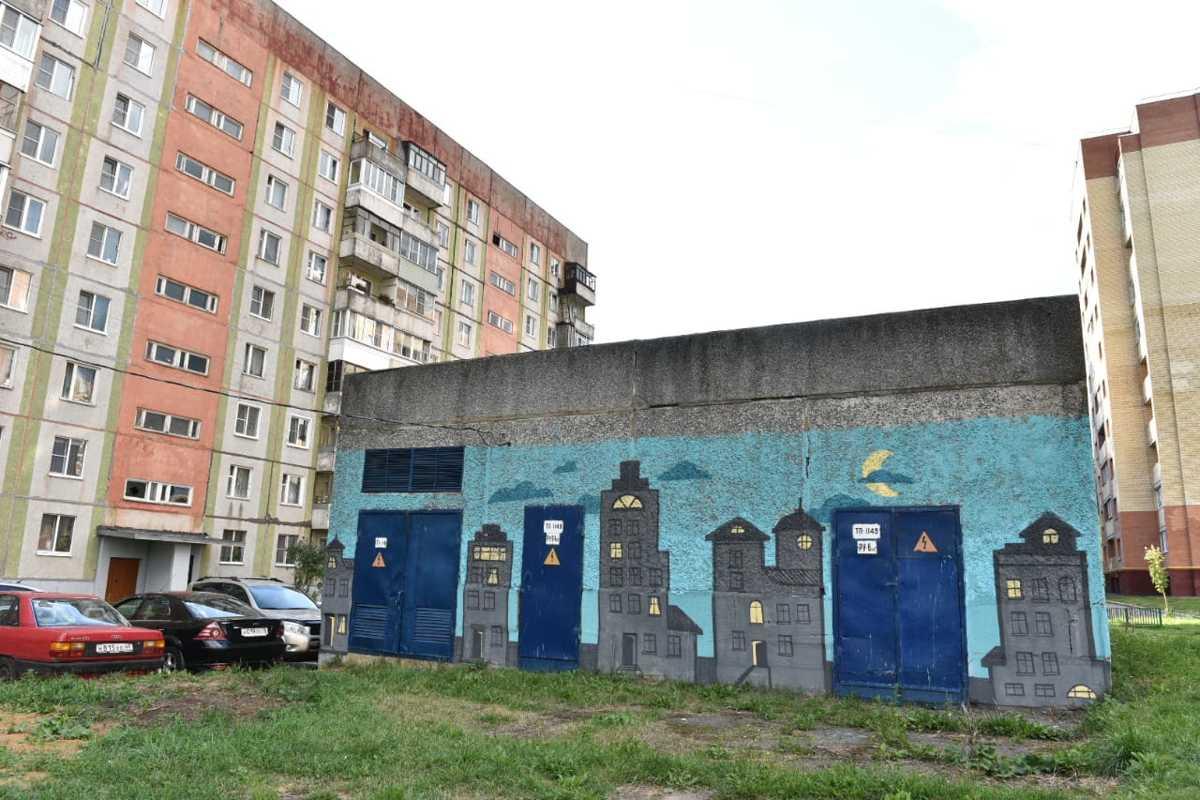 Ремонт дворов по программе «Решаем вместе!» в Заволжском районе завершат к 20 августа