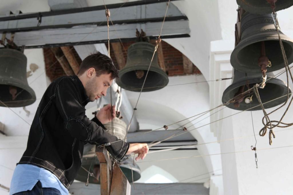На XXVI фестиваль искусств «Преображение» в Ярославль прибыли 30 лучших звонарей России