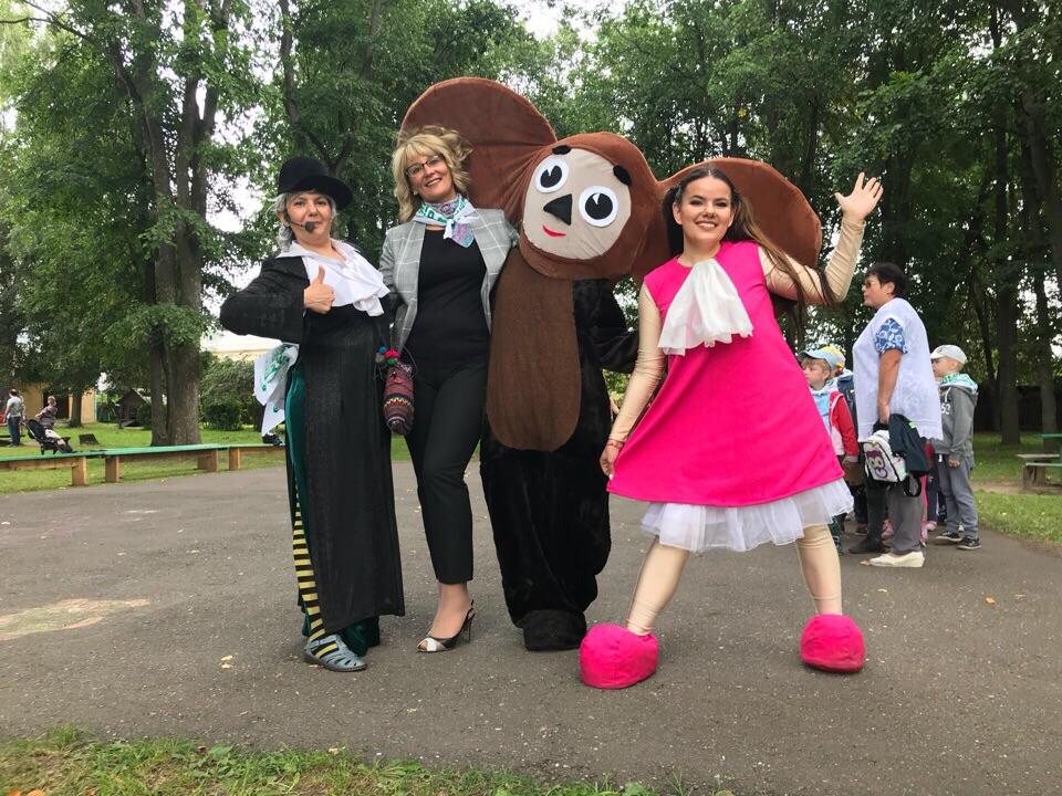 В Ярославской области отпраздновали день рождения Чебурашки