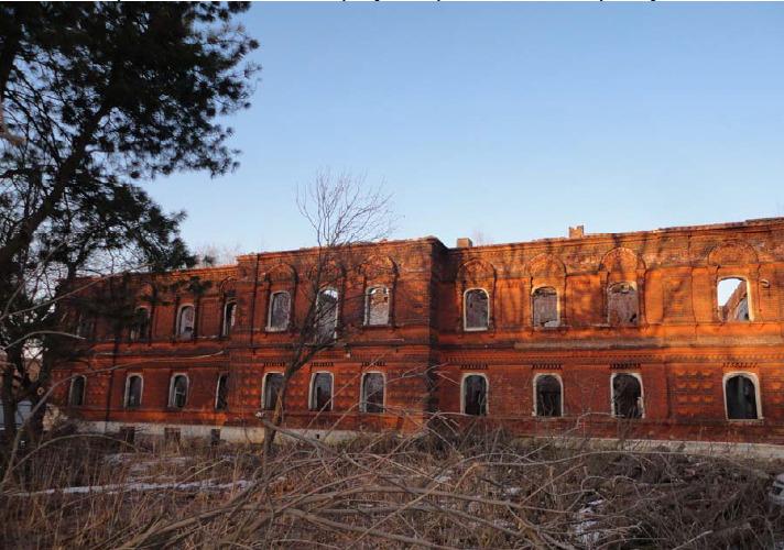 Богадельня Казанского монастыря в Ярославле отнесена к категории памятников регионального значения