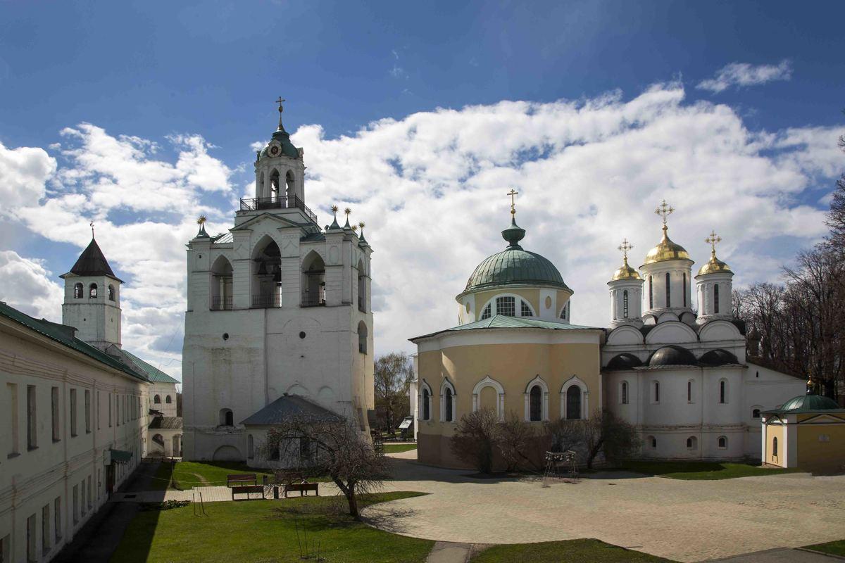 Часы на звоннице Спасо-Преображенского монастыря в Ярославле снова будут показывать точное время