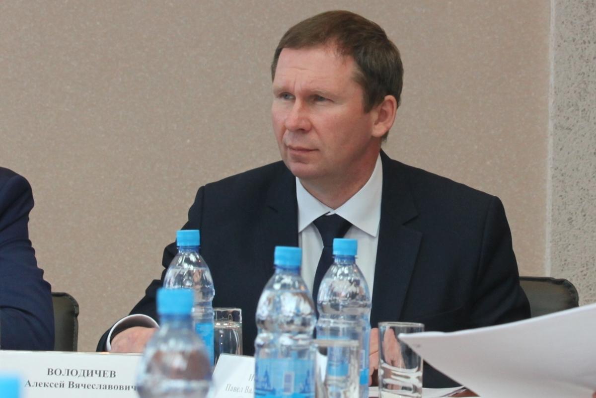 Главным федеральным инспектором по Ярославской области назначен Алексей Володичев