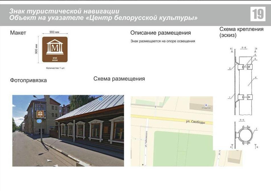 Две сотни новых туристических указателей установят в Ярославле
