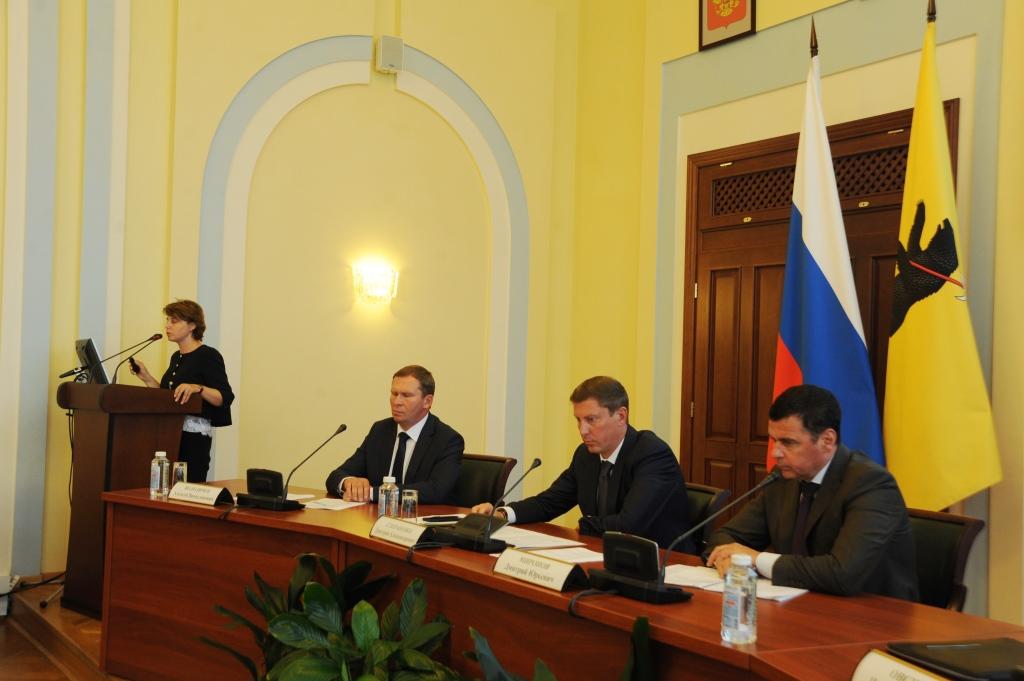 Губернатор сообщил о создании в Ярославле технопарка «Кванториум»