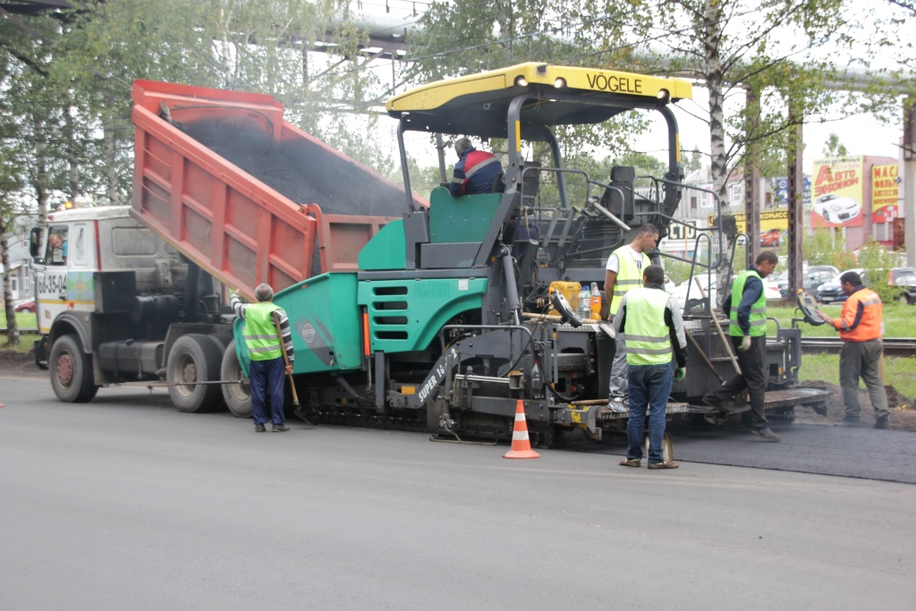 Ремонт Ленинградского проспекта в Ярославле планируют завершить до 20 сентября