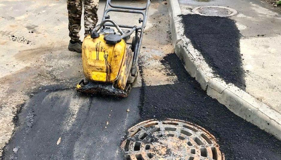 В Дзержинском районе Ярославля исправлены недостатки по водоотведению