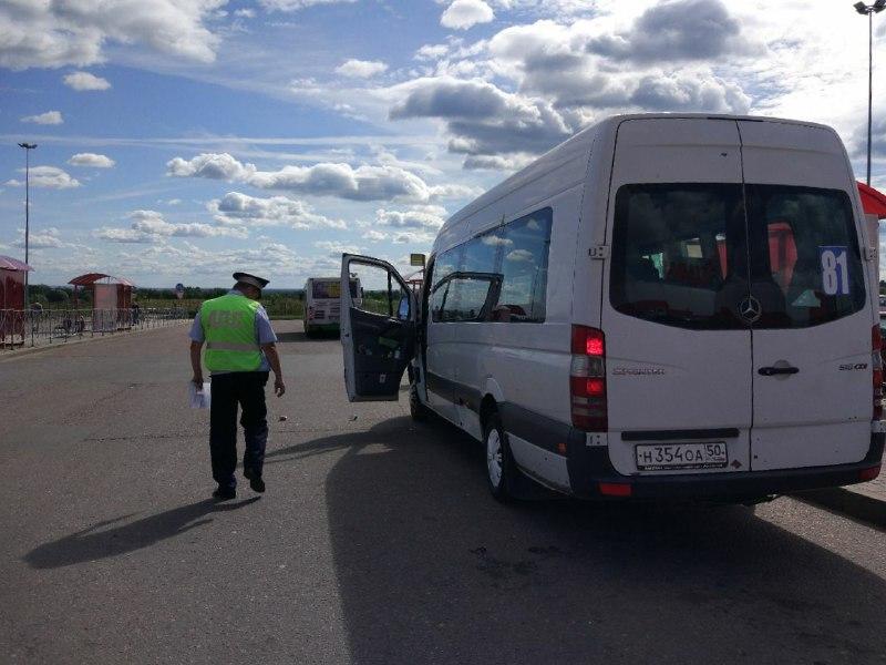 Ярославцев возят небезопасные маршрутки: итоги рейда
