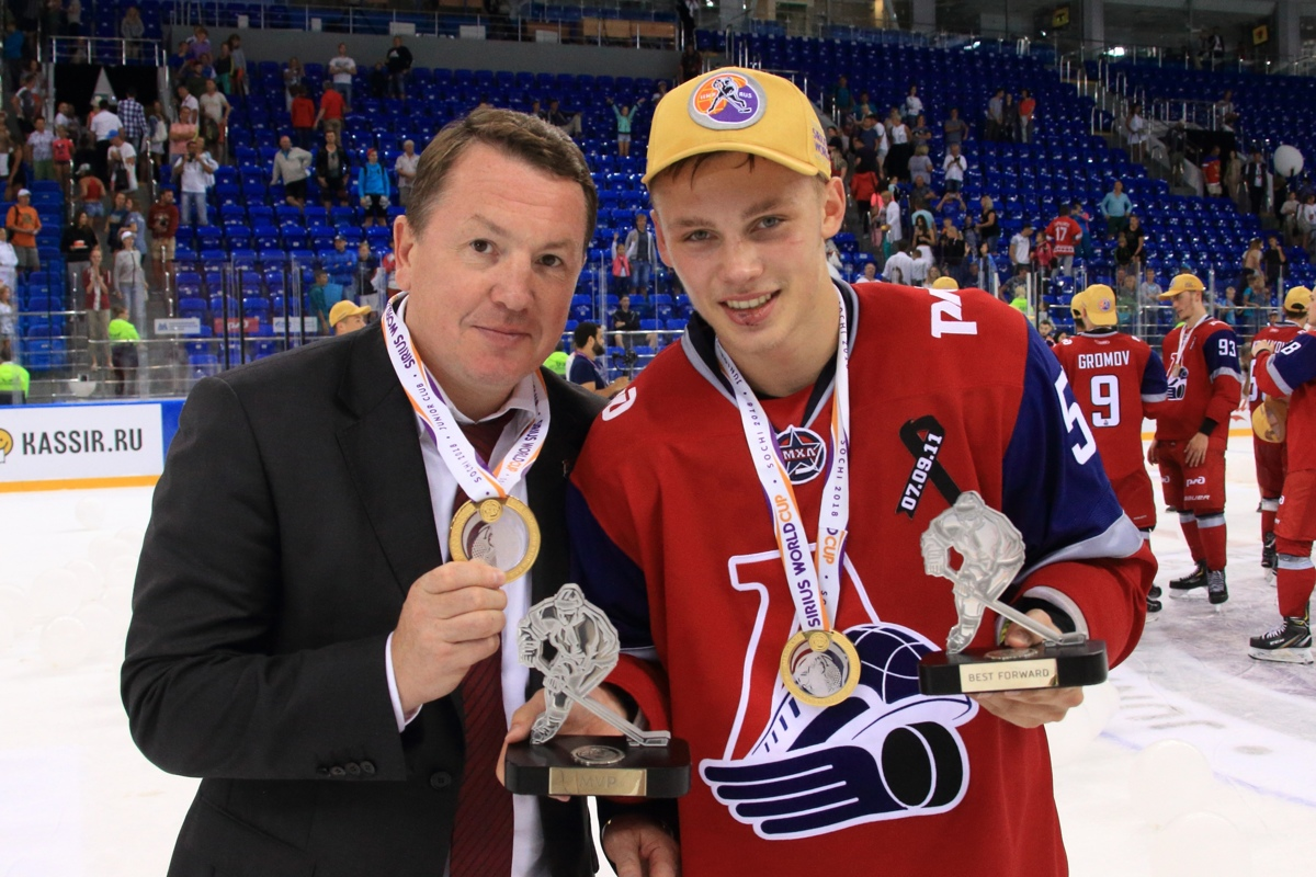 В Ярославле в понедельник встретят выигравшую Кубок мира молодежную команду «Локо»