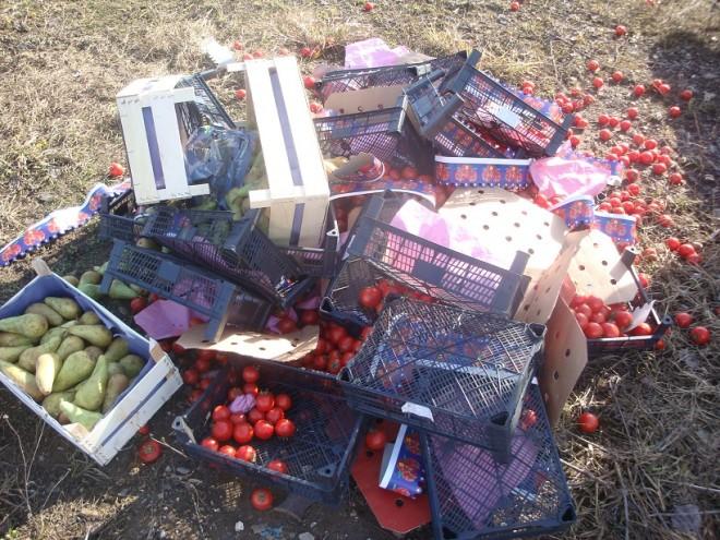 В Ярославской области уничтожено более 2 тонн санкционных продуктов
