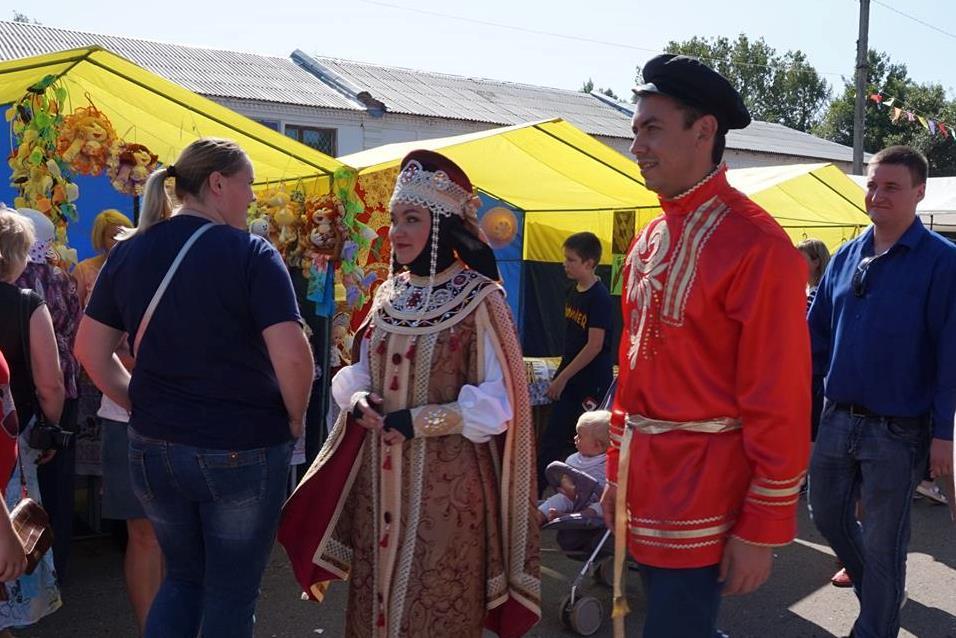 В Ярославской области прошел фестиваль «Романовская овца – золотое руно России»: фото