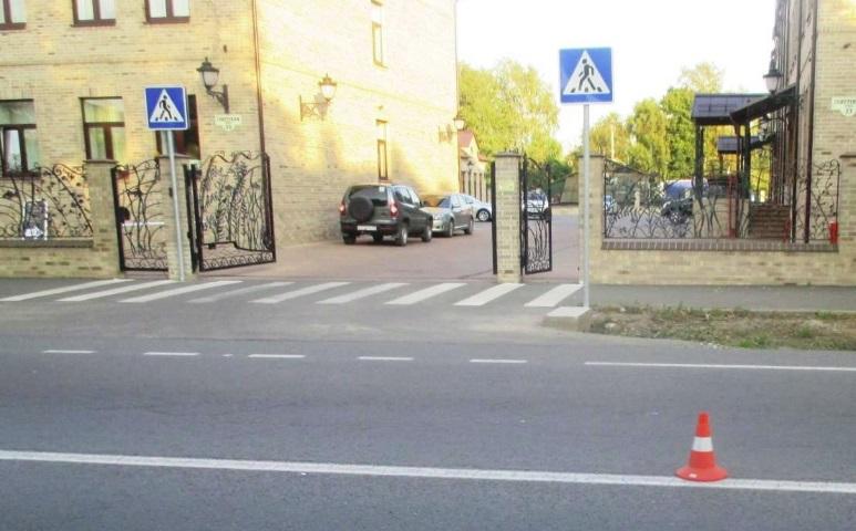 В Ярославской области сбили женщину, переходившую дорогу в неположенном месте