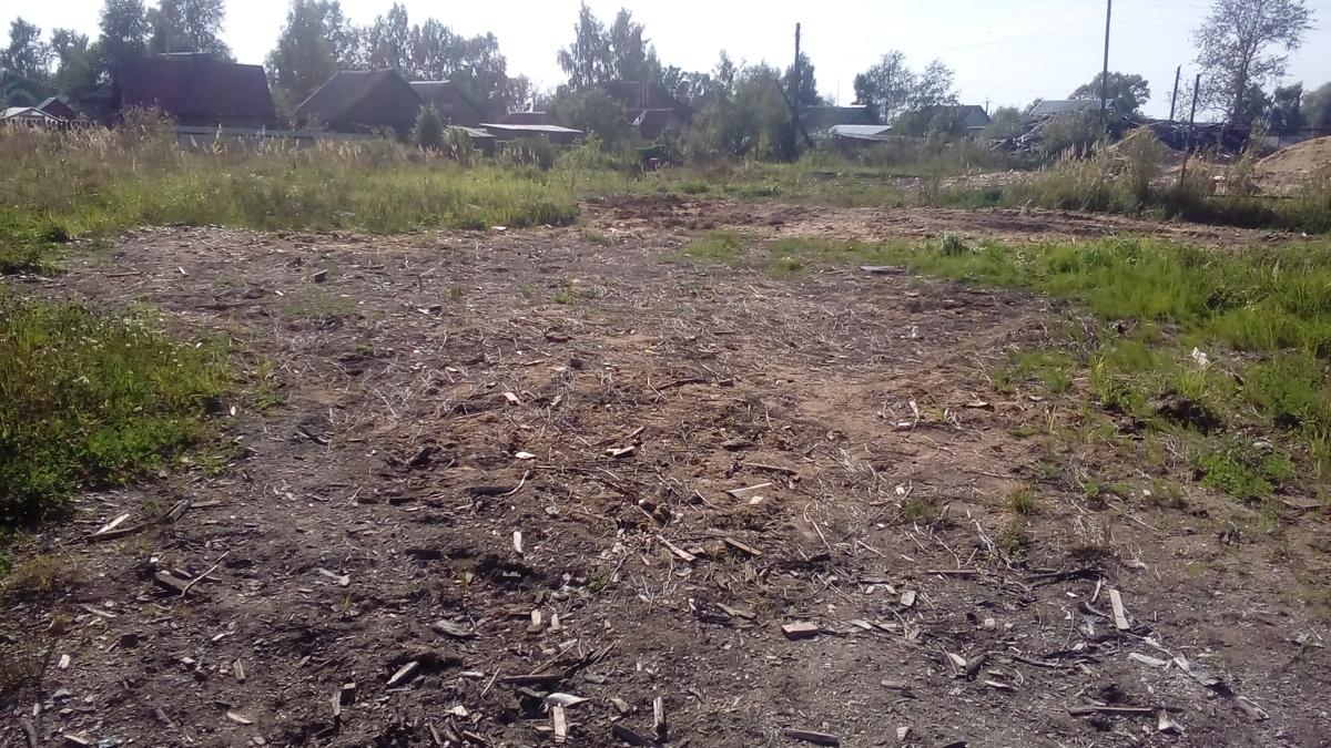 В Ярославской области по решению суда ликвидировали свалку опилок от гробов