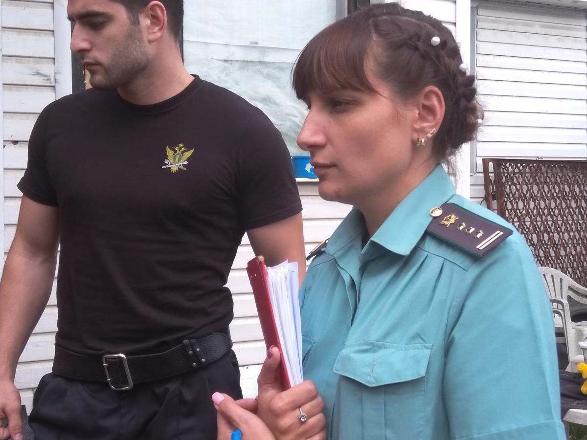 У ярославца, который задолжал мэрии 600 тысяч рублей, арестовали имущество