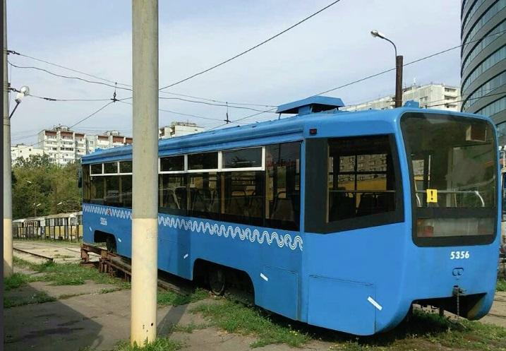 Стало известно, когда в Ярославль приедут московские трамваи