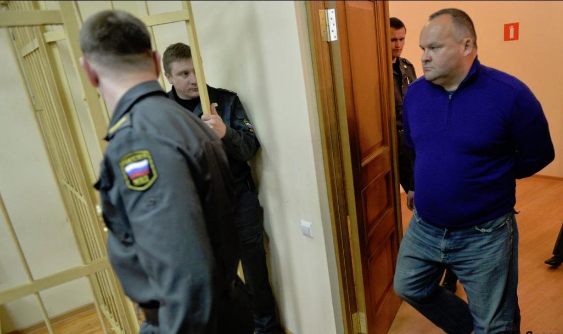 Экс-мэра Рыбинска Юрия Ласточкина этапировали в Красноярский край - адвокат