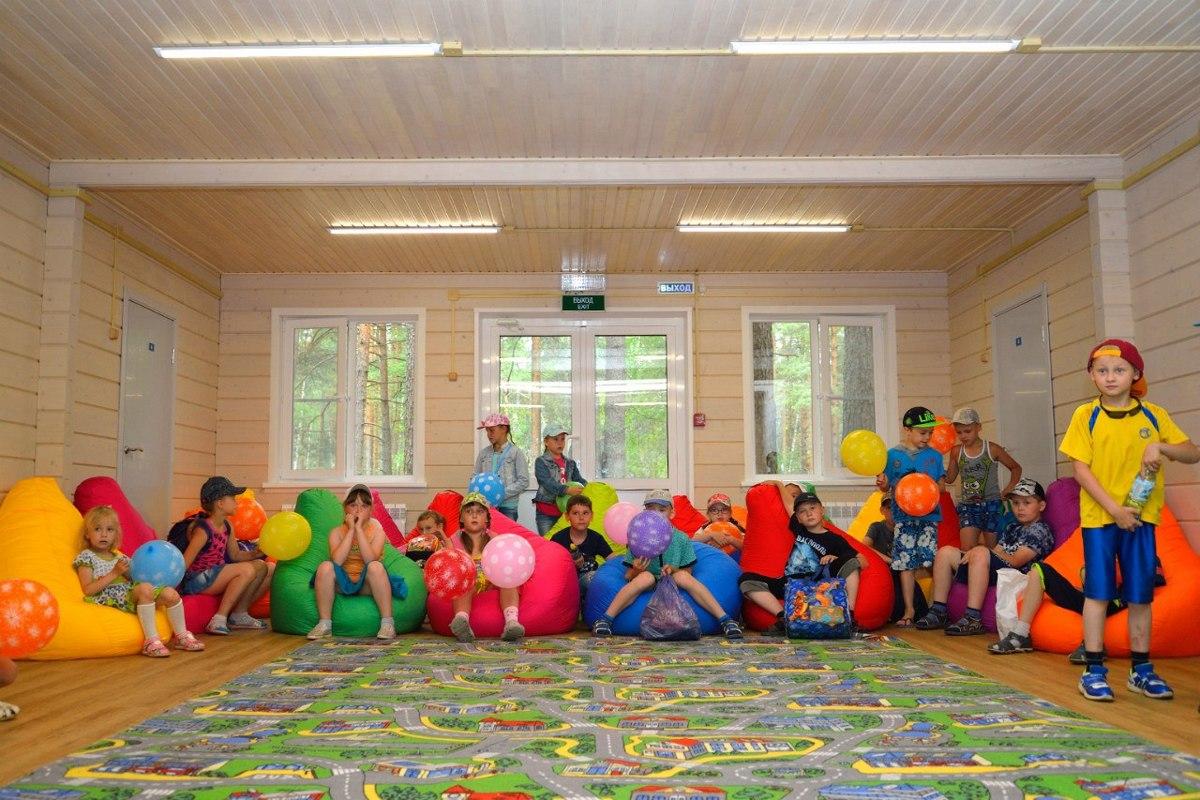 В лагерях Ярославской области отдохнули около 60 тысяч детей