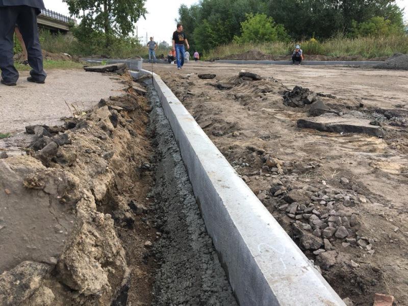 Транспортную развязку на улице Фурманова в Рыбинске начали ремонтировать