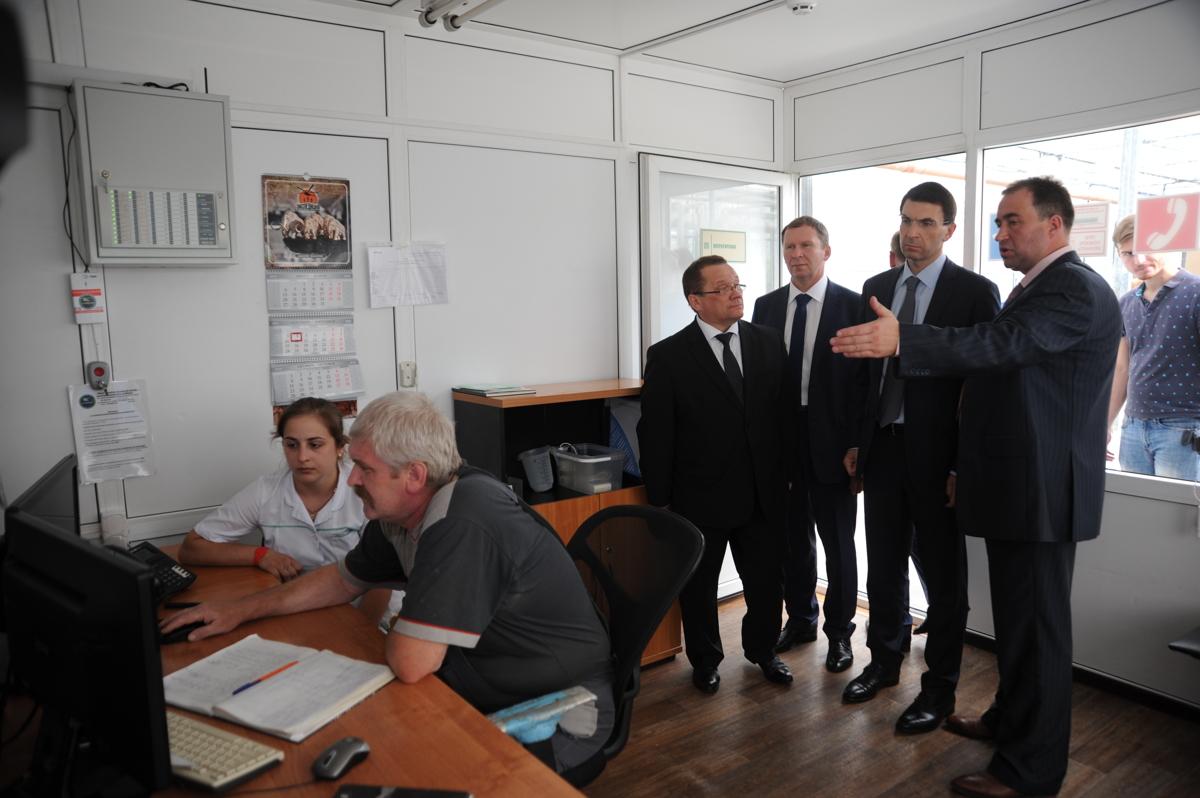 В Ярославль с рабочим визитом прибыл полпред Президента РФ в ЦФО Игорь Щеголев
