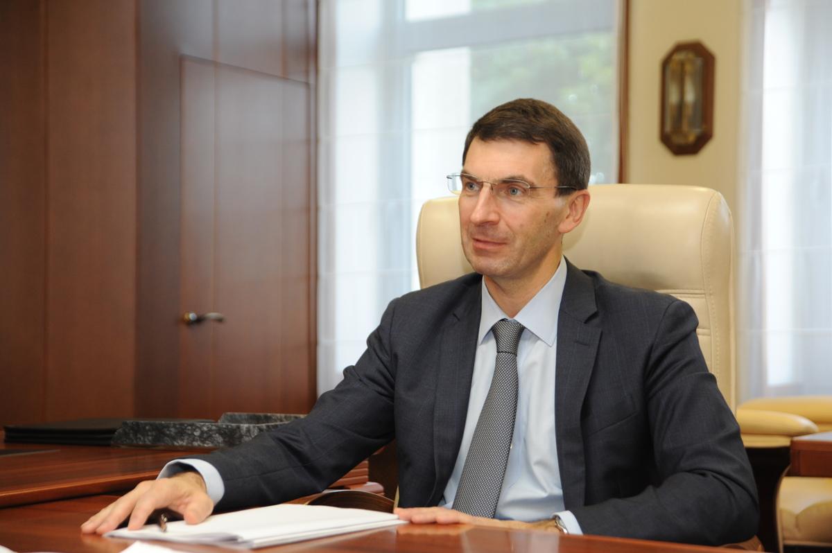 Полпред президента: Ярославская область может рассчитывать на поддержку всех перспективных проектов и направлений развития