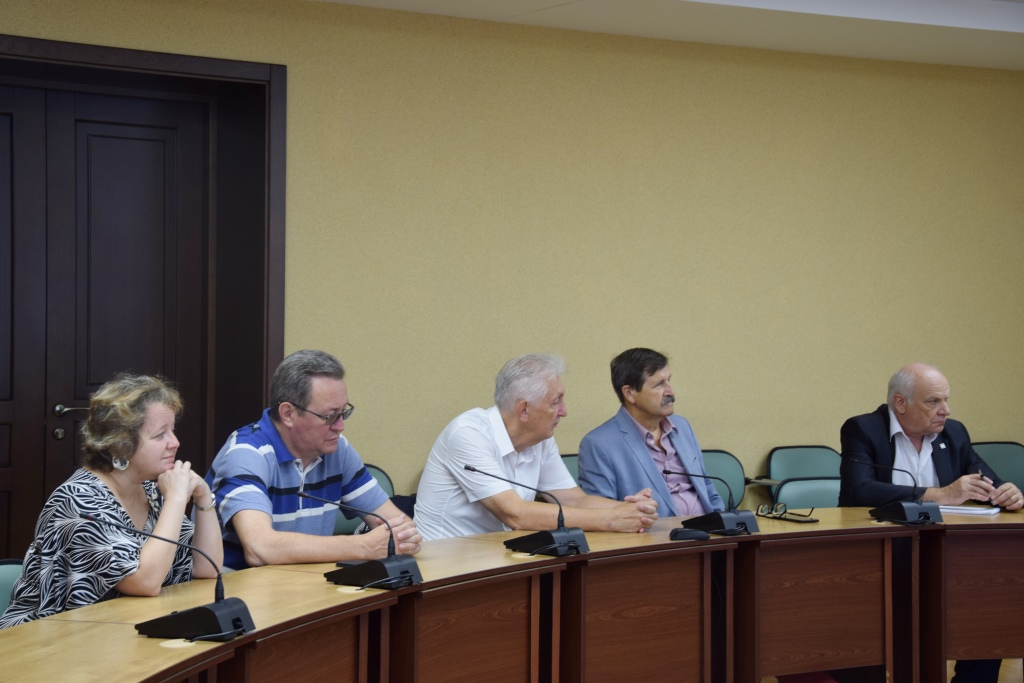 Утвержден состав общественного совета при департаменте охраны объектов культурного наследия