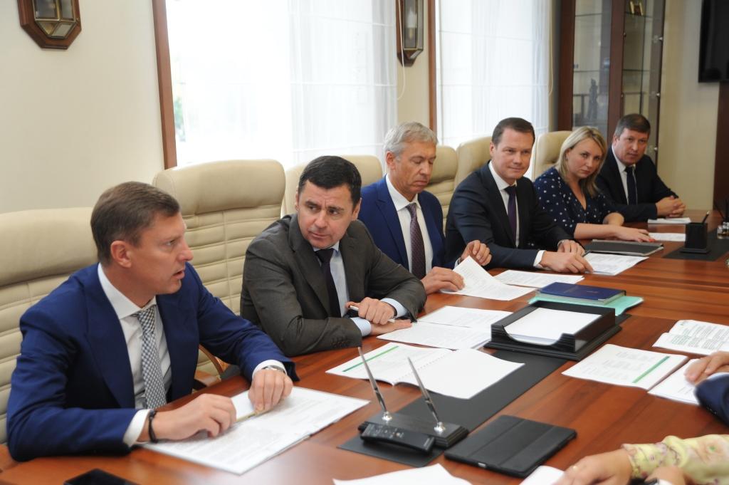 Губернатор обсудил с вице-президентом Сбербанка создание детского технопарка в Ярославле