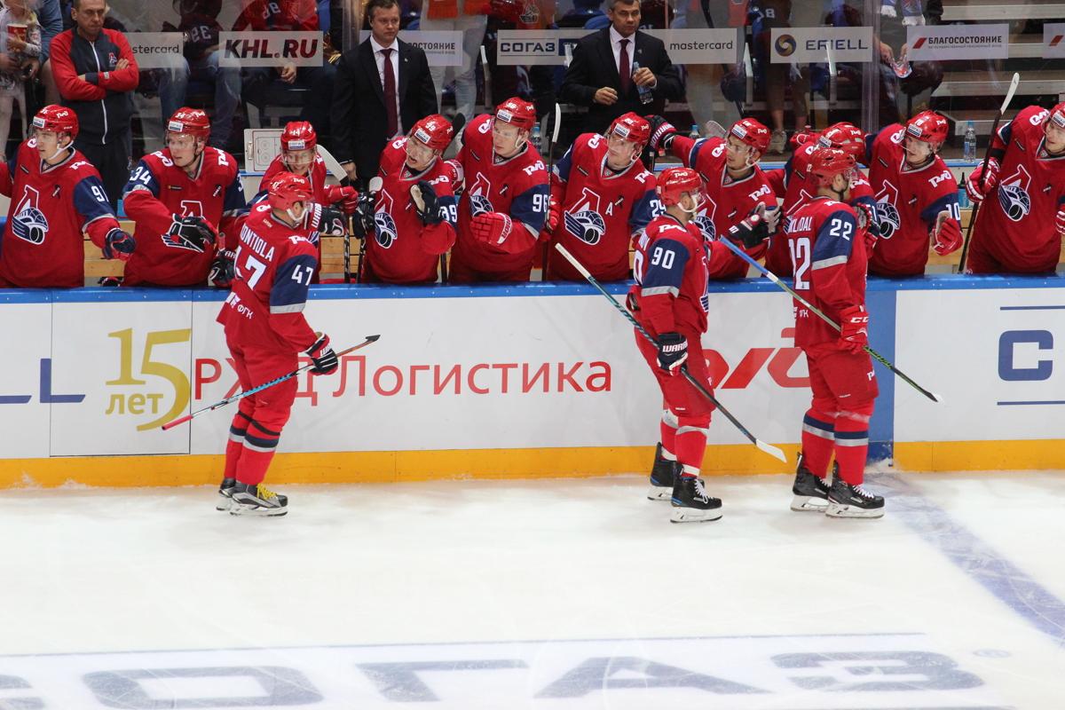 «Локомотив» одержал победу над «Салаватом Юлаевым»