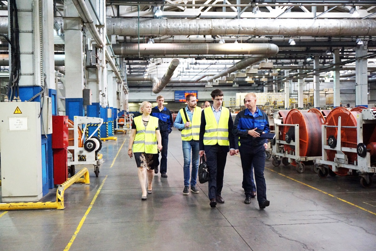 Национальная ассоциация производителей автокомпонентов готова поддержать ярославские предприятия автомобильной промышленности
