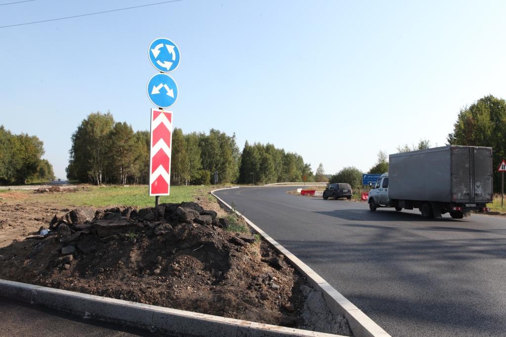 В Ярославской области отремонтировали 13 дорог в рамках федерального проекта