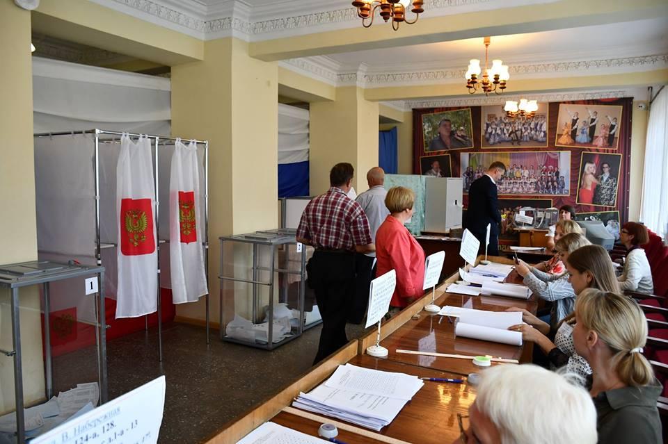 В Тутаевском районе выбирают областных законодателей, глав поселений и депутатов муниципального уровня