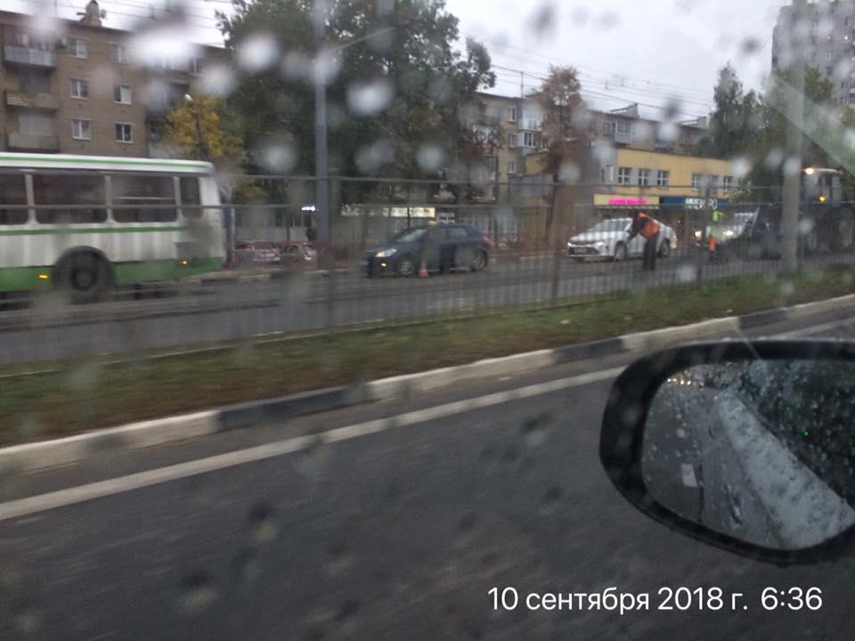 В Ярославле начался ремонт Московского проспекта