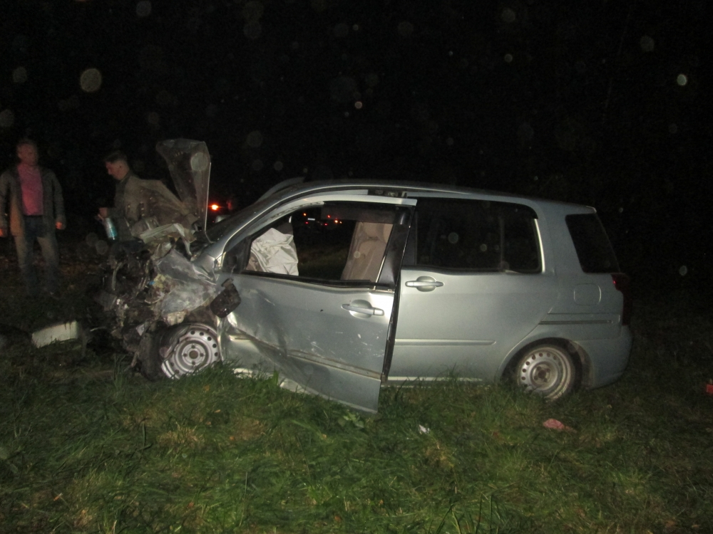 В Ярославской области в тройном ДТП пострадали шесть человек