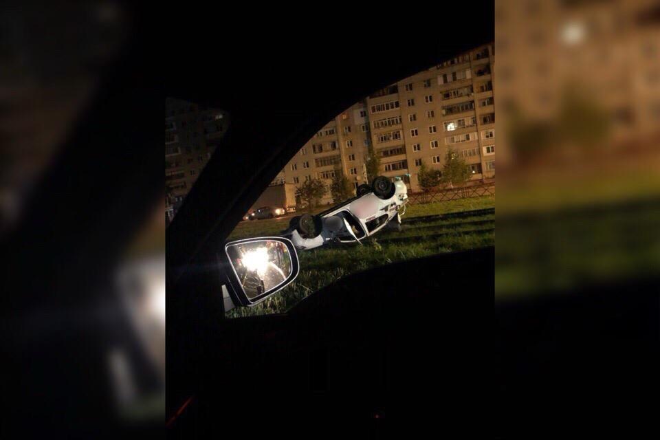 Два ДТП с участием такси скандально известной фирмы произошли на дорогах в Ярославле