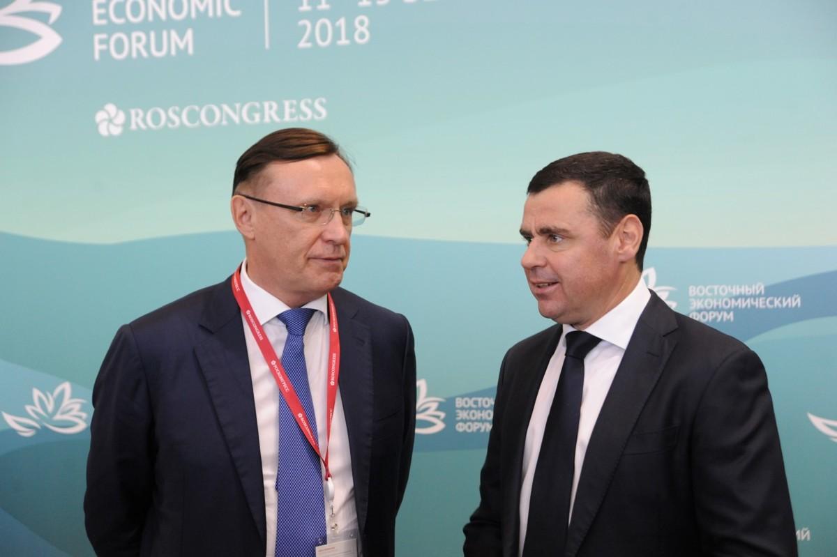 В Ярославской области создадут российско-китайское производство индустриальных двигателей
