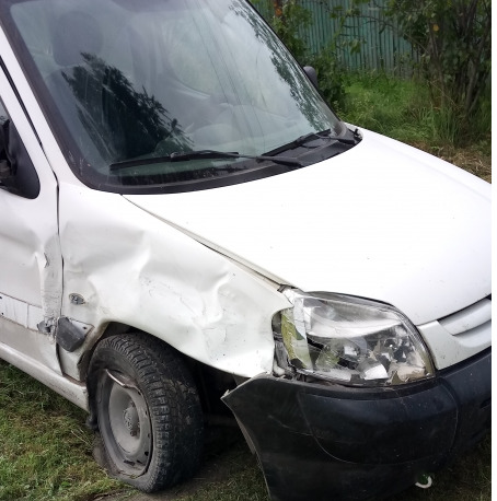 В ДТП в Ярославской области пострадал мужчина