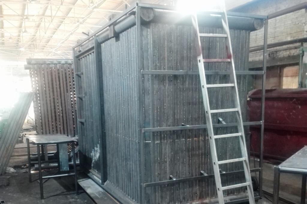 Началась отгрузка оборудования для строительства новой угольной котельной в селе Мокеиха