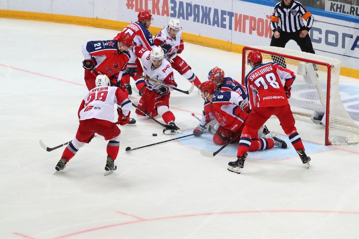 «Локомотив» в гостях переиграл ЦСКА и одержал четвертую победу подряд