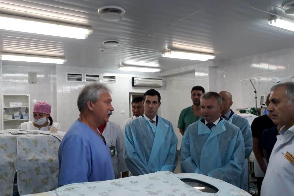 Ярославские врачи проходят стажировку в лучшей детской клинике Москвы