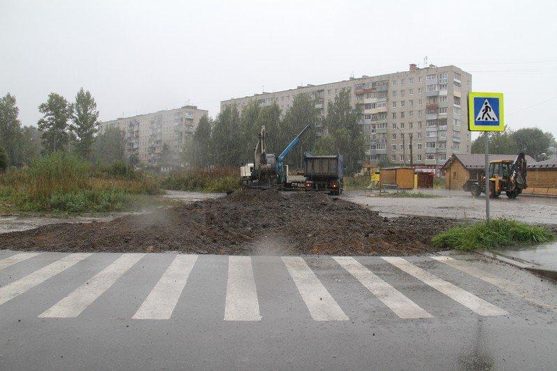 В Рыбинске начали строить новую транспортную развязку