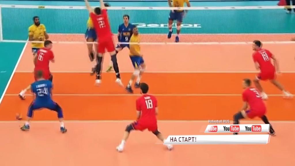 Сборная России по волейболу под руководством ярославца с победы стартовала на чемпионате мира