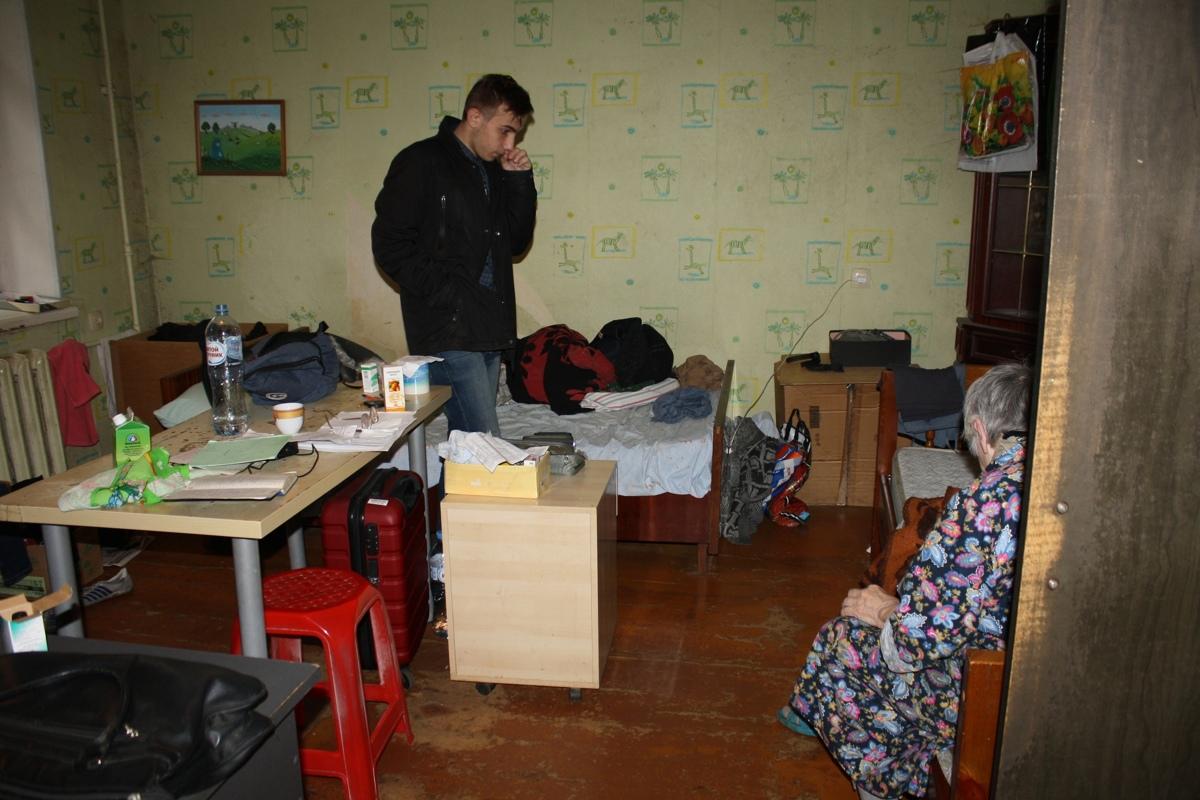 В Ярославле семью со скандалом переселили из центра города на окраину