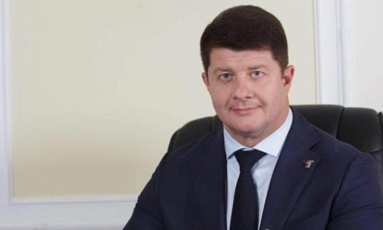 Мэр Ярославля Слепцов улетел в Германию