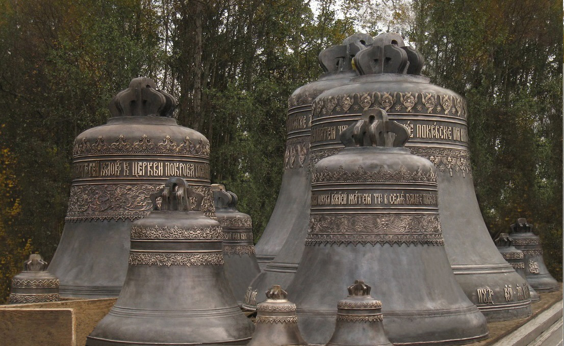 На храме в Японии установили колокола из Ярославской области