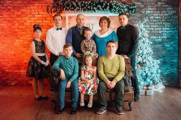 Ярославская семья, в которой воспитывается семь детей, одержала победу на всероссийском конкурсе «Семья года»