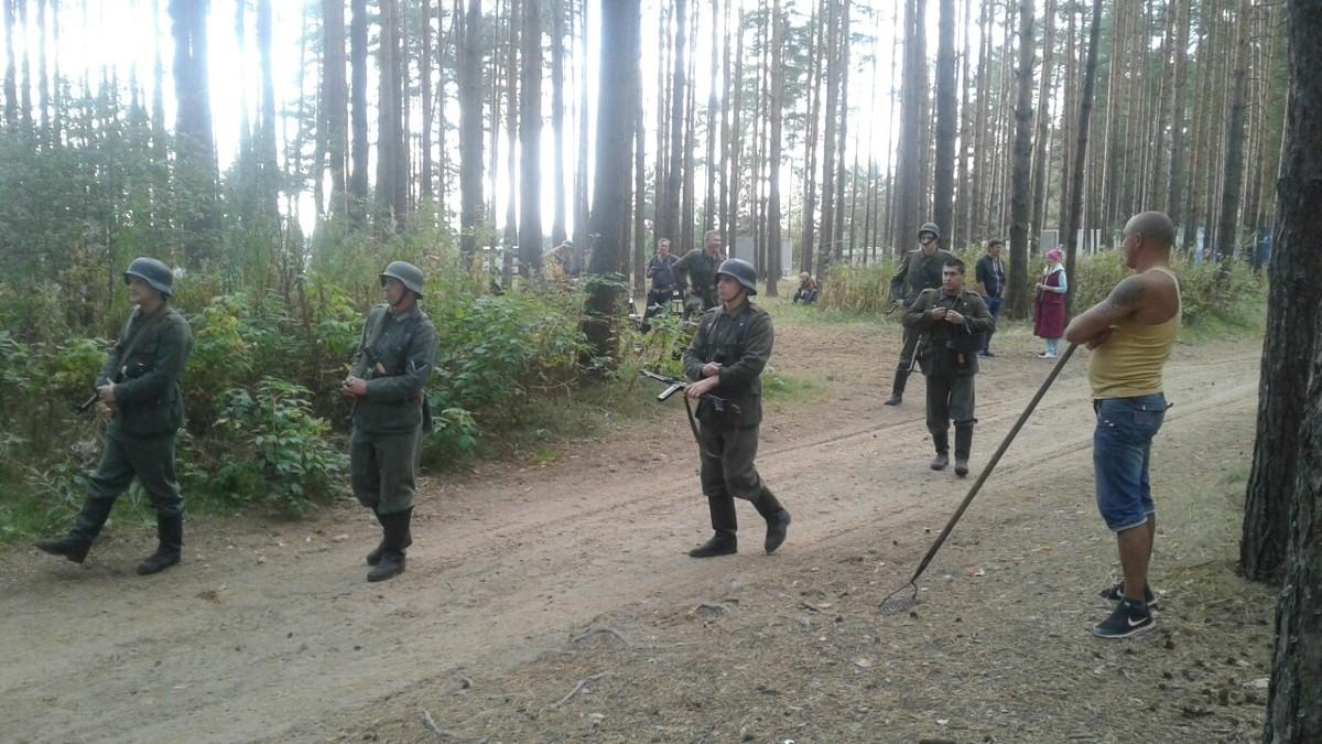 В Ярославской области во время съемок фильма погиб актер массовки