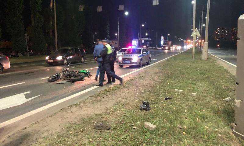 В Ярославле арестовали водителя «Мерседеса», который насмерть сбил мотоциклиста