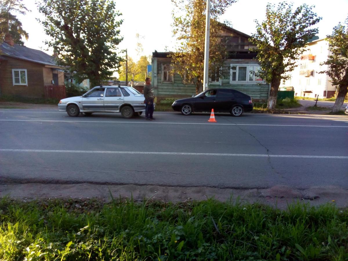 В Ярославской области водитель «Лады» сбил школьницу
